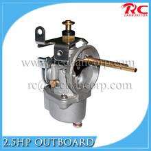 Carburador YAMAHA 2HP fuera de borda 2.5HP 6A1-14301-03-00 motor de 2 tiempos Carb