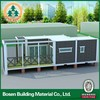 ligh tweight storage container home container Flat Pack Container house