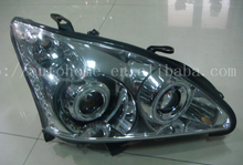 Car modified led headlamp assembly for lexus RX300 RX330