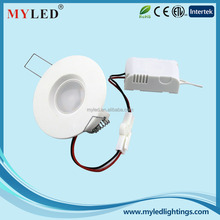 2.5inch Slim Led Down light Manufacture Supply 5W Downlight Led