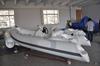 Liya 3.3m center console PVC yacht tender work baot mini water boat for sale
