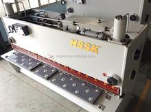 Stainless Steel Guillotine Metal Cutting Machine CNC Plate Metal Shear Machine