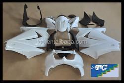 High precision ABS Injection Mould Unpainted Bodywork Fairing For Kawasaki Ninja
