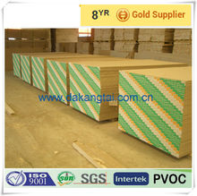 2015 Gypsum board applied for wall partition