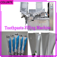 Vertical style Automatic Toothpaste filling machine / filler