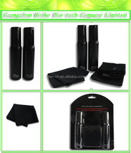 5in1 superior black fasion harmless all Natural Eco-friendly Lens and eyeglasses Care Kit