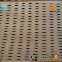 Micro Perforated Acoustic Panels Sound Noise Controal Decorative MDF Timber Acoustic Panels For Auditorium