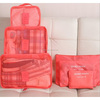 hot sell travelling bag,travel bag in luggage bag, travel organizer bag set 5pcs