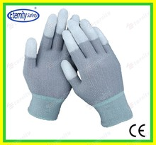 Hot sales black white colorful Thoughtful good service concept safety glove