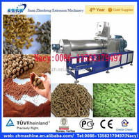 150-1000kg/h fish feed manufacturing machinery,fish food making machine for baby and adult fish