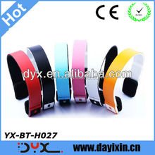 2014 stereo headphoe bluetooth OEM wireless headphone bluetooth cheap computer accessories in promotion