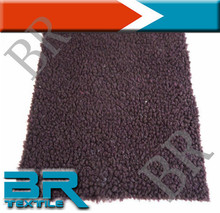 100%Polyester knitting berber Fleece fabric