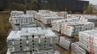 standard zinc ingot 99.99 1500 TONS with good quality