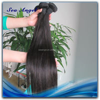 Soft and Clean Unprocessed aaa grade sexy 100% remy virgin indian human hair