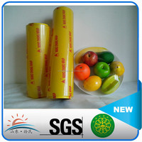 Packaging Cover Clear Plastic Roll Wrap PVC \Cling Film