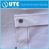 solvent pvc flex vinyl mesh advertisement banner printing vinyl banner material 18oz solvent digital printing pvc flex banner