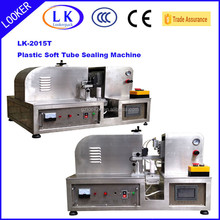 new Design ultrasonic facial cleaner tube filling and sealing machine for plastic tubes