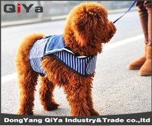 The new dog clothes Teddy bear than sailor suit pet the dog
