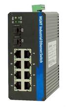 Zhenxing Industrial 8-port 10/100/1000 PoE+2x1000-X SFP Ethernet Switch PoE Ethernet switch