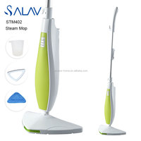 Inexpensive! Cleaning Industrial Triangle Steam Mop STM-402 in Green