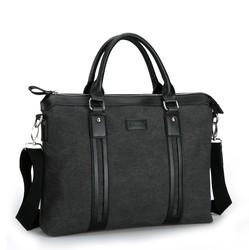men canvas tote bag / Leisure canvas tote bag / casual canvas tote bag