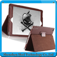 For ipad air 2 powerful dustproof waterproof case pu leather case