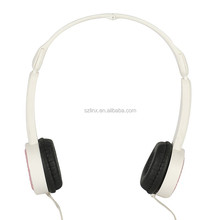 fashional bling headphone for music player