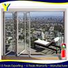 Gold supplier window&door/Building &Renovation Aluminum patio door /glass folding door/USA/CA/AU Main market