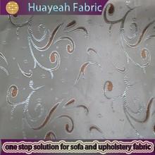 100% Polyester cheap jacquard fabric decorative door curtain