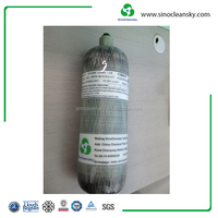 6.8L High Pressure Air Cylinder Stock Promotion
