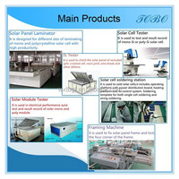 1MW 5MW 10MW Mono Multi Crystalline Photovoltaic Cells Solar Panel Production Line Plant