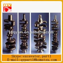 Engine crankshaft genuine spare parts for isuzu 6rb1 1-12310-503-2