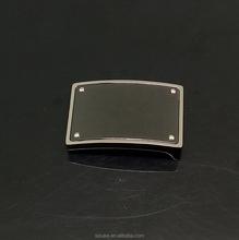 Jenly 35MM Plate buckle ZINC ALLOY metal belt buckle men's belt buckle JH-2950-35