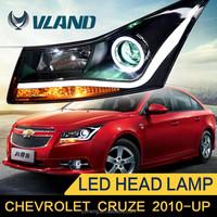 Car HID xenon headlamps for Chevrolet Cruze 2010-2011
