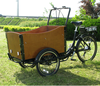 2015 hot sale 3 wheel danish tricycle cargo bike