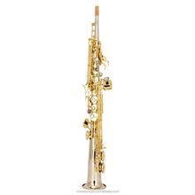 MSS-1000T cupronickel intigrated body soprano sax/saxophone