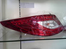 2014 new auto parts waterproof led light 12v tail lamp for Hyundai Accent