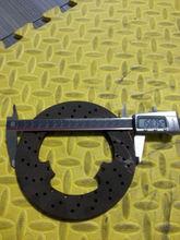 factory price adult racing go-kart brake disc