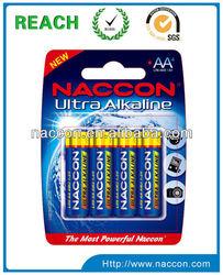 1.5v AA battery LR6 Alkalinebattery Dry Battery