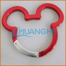 made in china bulk carabiner spring parachute snap hooks
