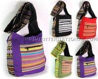 Ethnic Indian Dari Sling Shoulder Bag