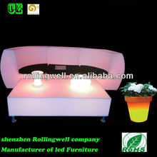 led party table