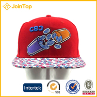 Big promotion ODM/OEM acceptable high quality Factroy Directly Lids Snap Back Hat