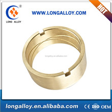 Customize shape and size sintered bronze bushing