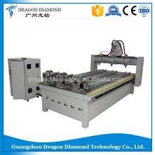 LZ-1325-3 water cooled cnc router wood/cheap cnc router machine guangzhou