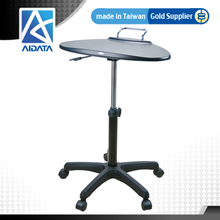 Laptop Table Height Adjustable Mobile Computer Desk