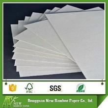 Matte card board for note book laminated paper board