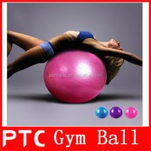 Yoga ginástica rítmica bola atacado 45 cm 55 cm 65 cm 75 cm bolas de fitness