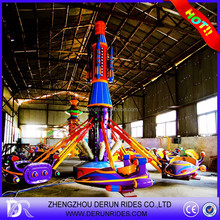 Hot !!! China self-control plane theme park equipment rides with CE approved