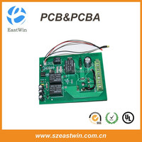 Shenzhen OEM Electronic Contract Manufacturing Solar Control Board Pcb Assembly Supplier